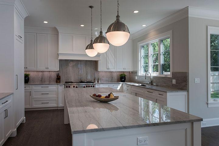 Kitchen Modern Custom Cabinets