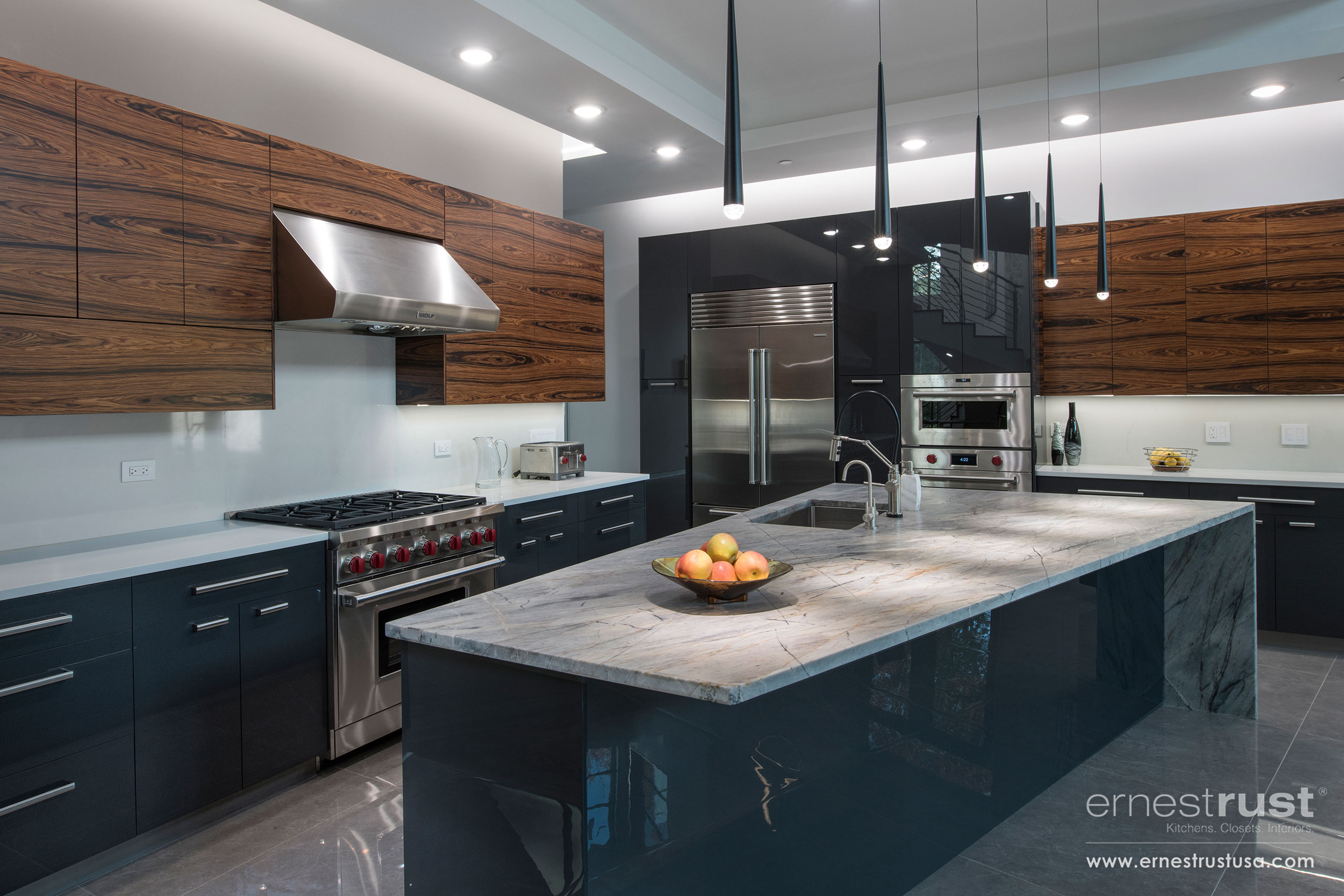 Kitchen R5 G1 Collection Northbrook Il Custom Cabinet Gallery Modern Cabinets By Ernestrust